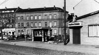 Der Ägidienmarkt 1960: Aegidienschänke und Zeitungskiosk