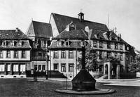 Der Ägidienmarkt 1930: Nr. 12, ehem. Ägidienschänke