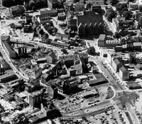 05. Juni 1959: Karrenführer Platz, Stobenstraße, Waisenhausdamm und Ägidienmarkt
