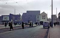 1954: Bohlweg, Blick nach Süden