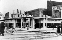 1950: Autohaus Strunz Karrenführer Platz 1