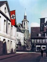 1939: Blick von der Langedammstraße