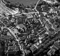 06. August 1970: Luftbild aus südöstlicher Richtung