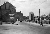 1949: Die Stobenstraße von der Ecke Langedammstraße nach Süden gesehen