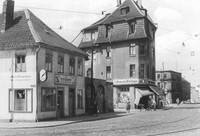 1956-1960: Auguststraße, Mönchstraße, Augustplatz