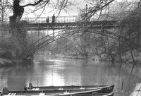 1958: Windmühlenberg und Ottmerbrücke