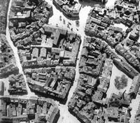 Luftaufnahme 1931: Ägidienmarkt - Stobenstraße