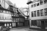 1936: Klint - Ecke Ritterstraße