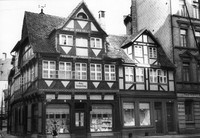 1936: Ölschlägern 1 und 2, Ecke Taschenstraße