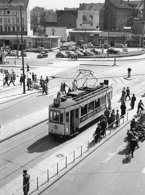 1954: Karrenf�hrerplatz