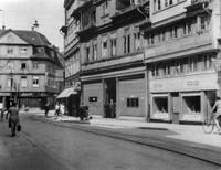 Langedammstraße, Blick zur Ecke Stobenstraße/Damm