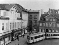 Auguststraße/Ecke Monumentstraße