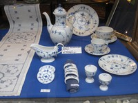 Typisch dänisches Porzellan von der Königlichen Porzellanmanufaktur Kopenhagen und von Bing und Gröndahl
