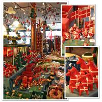 Dänischer Weihnachtsschmuck  Rechtzeitig zum Fest ist unser Laden mit Weihnachtsschmuck gefüllt. Lassen Sie sich überraschen! Und was ist die Adventszeit ohne die dänischen Jule-Nisser? In Dänemark gibt es Weihnachtsmann und die dazugehörige Frau.