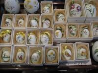 Reichhaltige Auswahl an Porzellaneiern und Dosen von ROYAL COPENHAGEN vorrätig