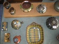 auch diese Waren sind von Palle und Margrethe Dybdahl hergestellt worden    alles verkauft