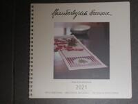 Der neue Jahreskalender von Haandarbejdets- Fremme ist gerade eingetroffen. Preis € 37,-
