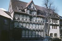 Hinter der Magnikirche 1 1960