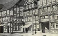 Blick auf Ecke Kuh-, Joduten- und Auguststrasse