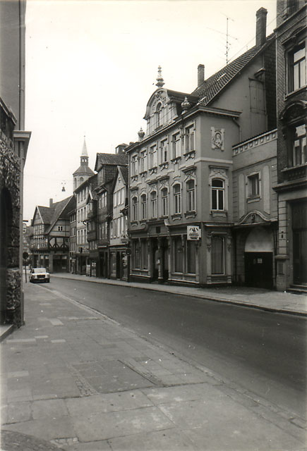Am Magnitor, Blick nach Westen (1970er)