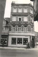 Bäcker Schmidt Am Magnitor, Ecke Ritterstrasse (1970er)
