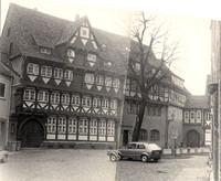 Hinter der Magnikirche (1970er)