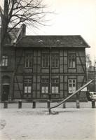 Hinter der Magnikirche, mit Spielplatz (1970er)