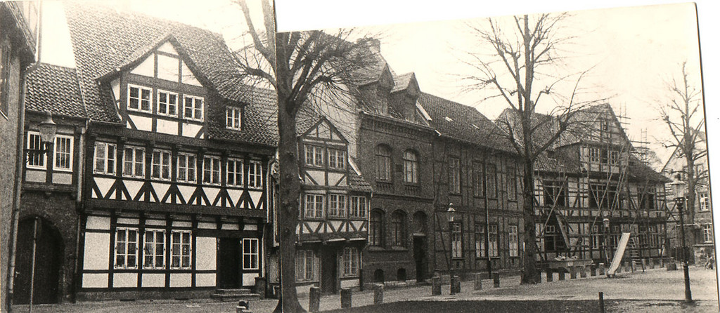 Hinter der Magnikirche (1970er)