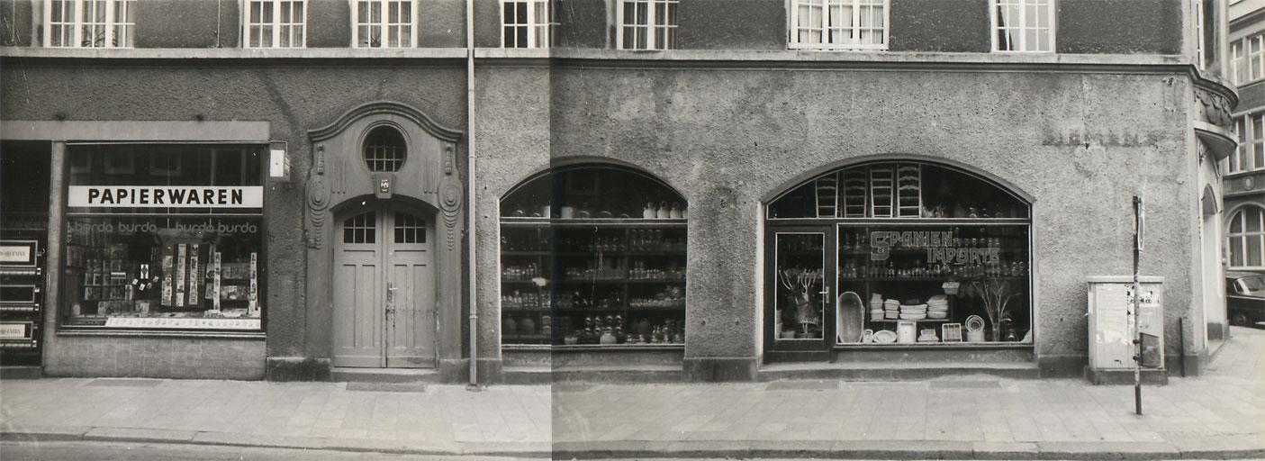 Ölschlägern 27, Ecke Schlosstrasse (1970er)