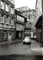 Ritterstrasse 23 und 24 vom Ölschlägern aus (1970er)