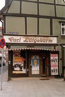 ehem. Carl Lütgeharm in den 1980ern (Ölschlägern/Kirchplatz)