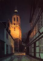 Die Magnikirchstrasse vor 1995