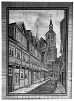 Die Magnikirchstraße 1933