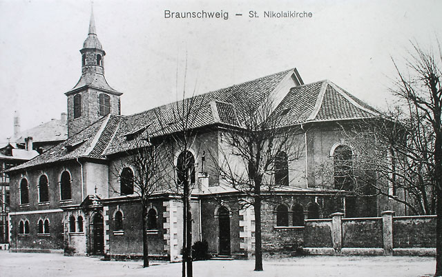 St. Nikolaikirche