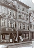 Ölschlägern 24/25 um 1900 (Altonaer Fischhalle Friedrich Schmidt)