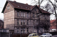 Pagenhaus am Magnitorwall 1984