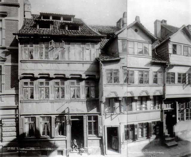 Ritterstrasse 23-24 1896