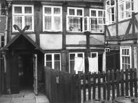 Hof in der Ritterstrasse 1975