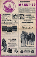 Titelbild des Albums: Magnifest 1979