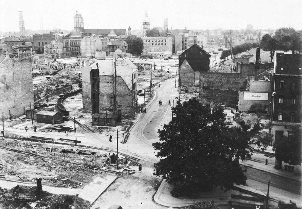 Rote >> www.magniviertel.de: Zerstörung im Zweiten Weltkrieg