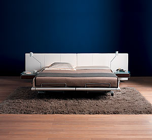 einrichtungshaus k rner schlafen betten uni 20 ambiente bett. Black Bedroom Furniture Sets. Home Design Ideas