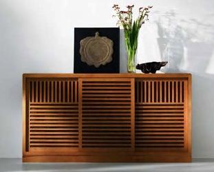 einrichtungshaus k rner wohnen einzelm bel sideboard. Black Bedroom Furniture Sets. Home Design Ideas