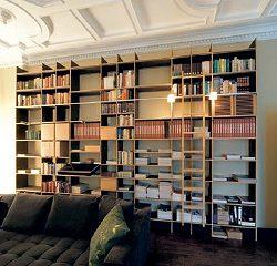 einrichtungshaus k rner wohnen regalsysteme fnp. Black Bedroom Furniture Sets. Home Design Ideas