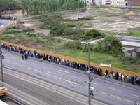 Titelbild des Albums: 21.05.2005 Schloßpark-Menschenkette