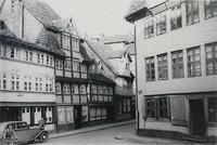 Ritterstrasse, Ecke Klint. Quelle: Frenk