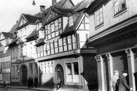 1936: Kuhstraße, Einmündung der Ritterstraße
