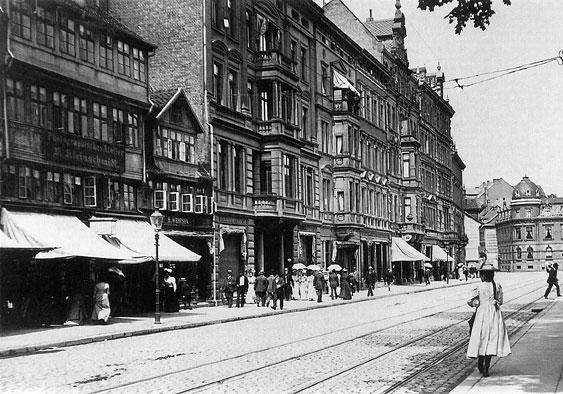 Wwwmagniviertelde Braunschweig Dieter Heitefuß Erinnerungen An