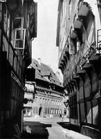 Jodutenstraße, Ecke Auguststraße/Kuhstraße