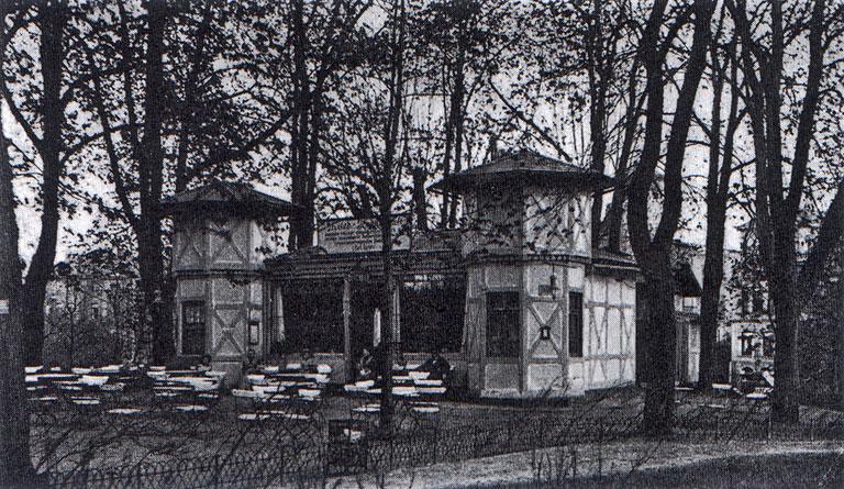 Kuranstalt Löwenwall, C. Garms