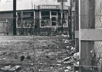 Kuhstrasse, Ecke Ritterstrasse um 1976